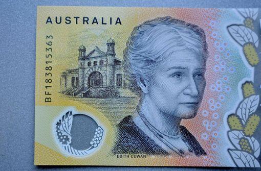 Rechtschreibfehler auf neuer 50-Dollar-Note