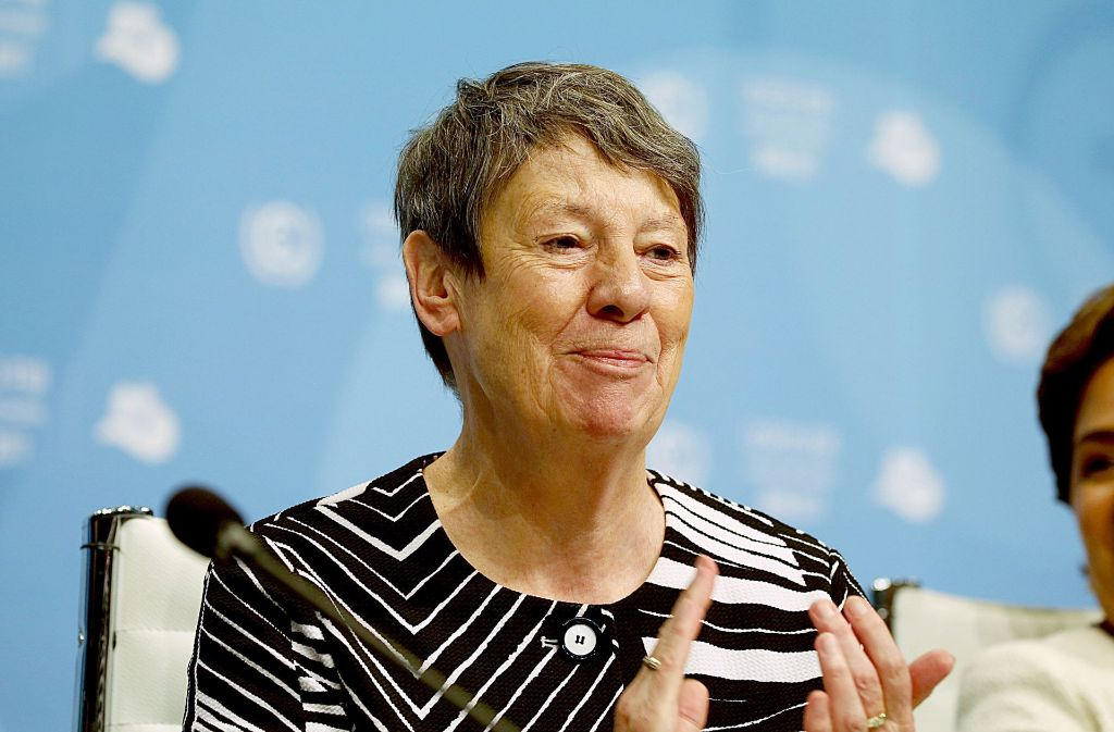Beim Klimagipfel in Bonn setzt Barbara Hendricks sich für globalen Klimaschutz ein. Foto: dpa