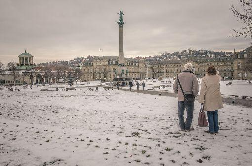 Zwölf Gründe, warum der Winter in Stuttgart am schönsten ist