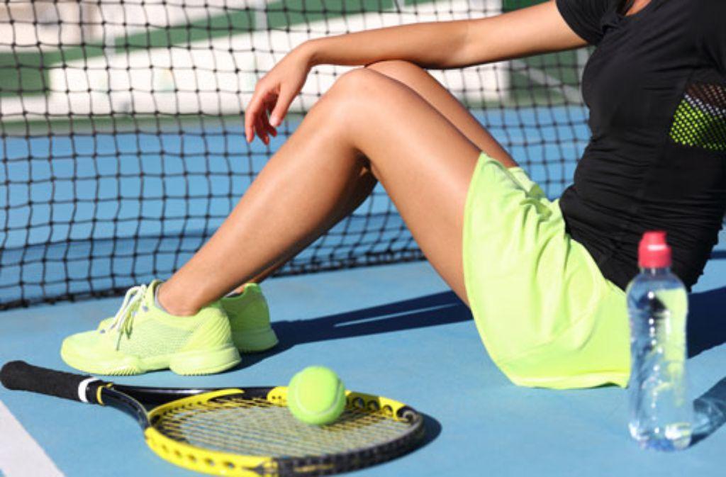Drei Viertel aller Alarmwetten im Sport entfallen auf Tennis – weit vor dem Fußball. Foto: Shutterstock/Maridav