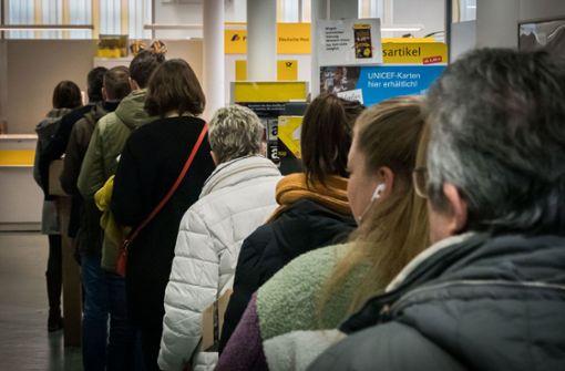 Mehr Personal und zusätzliche Ausgabestelle in Stuttgart