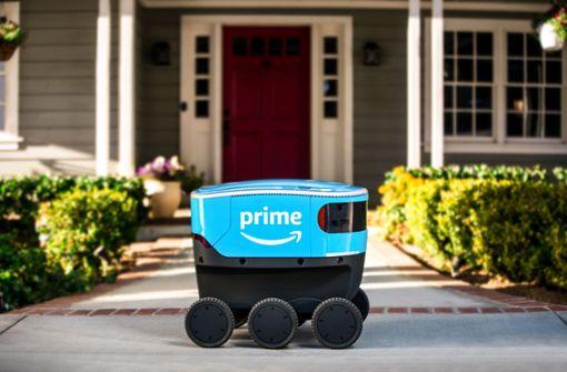 Amazon testet  Software für Lieferroboter Scout