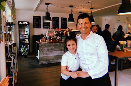 Im Café Mela wird Nachhaltigkeit groß geschrieben