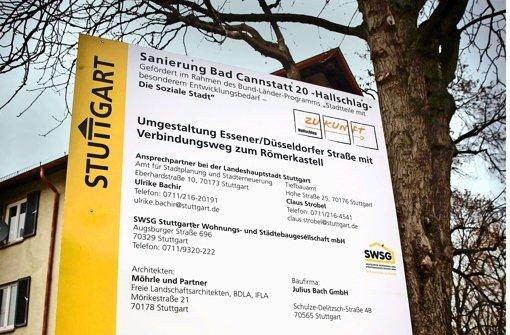 Die SWSG soll sich nach dem Willen von OB Fritz Kuhn sozialer engagieren. Foto: Achim Zweygarth