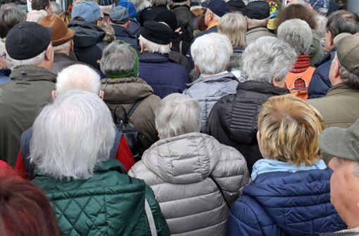 Ordnungsamt rückt bei Seniorenparty an