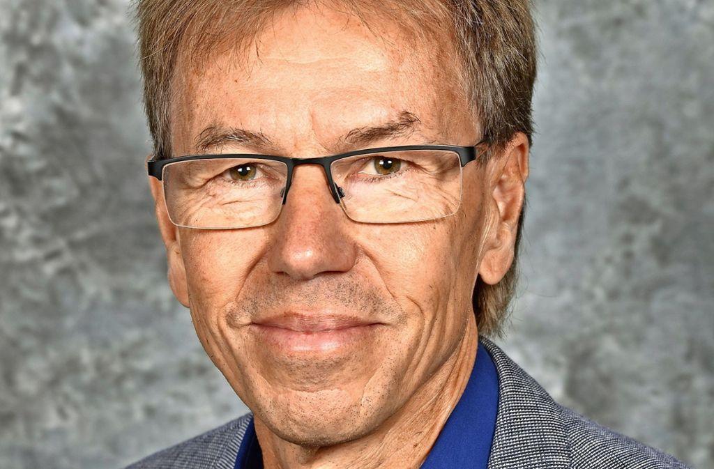 Helmut Hokenmaier ist seit 2004 Lehrer in Ditzingen. Foto: Realschule Ditzingen
