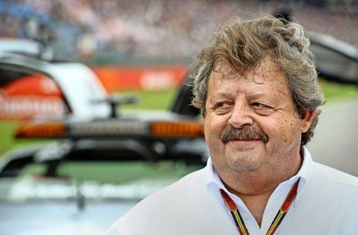 Das letzte Rennen für den Chef vom Hockenheimring?