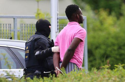 Togoer zieht Beschwerde zurück