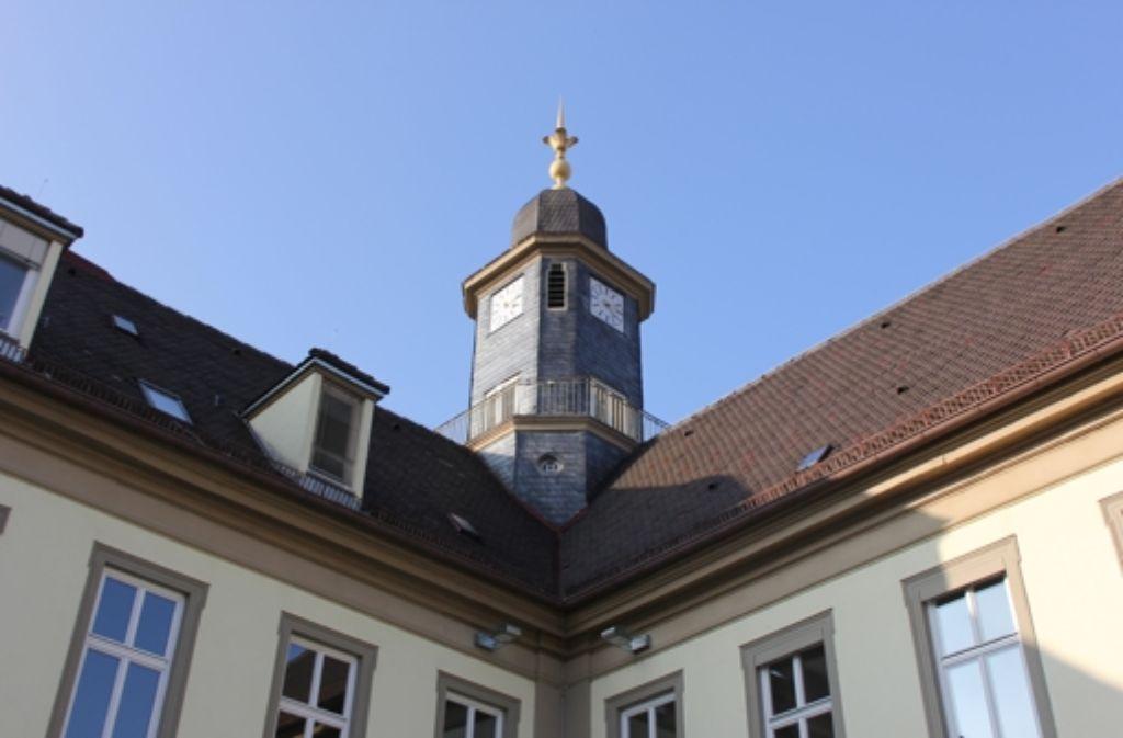 Im Göppinger Rathaus herrscht offenbar immer noch nicht eitel Sonnenschein. Foto: Pascal Thiel
