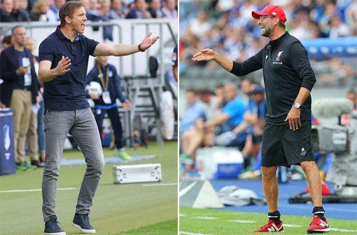 Hoffenheim muss gegen Klopps Liverpool ran