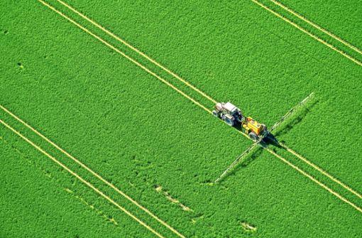 Land hält Daten zu Pestizide geheim