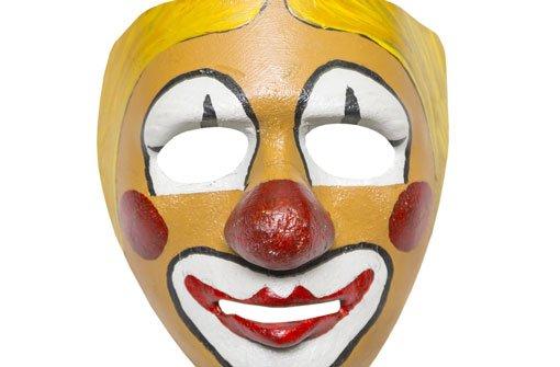 Bewaffneter Clown schon öfter gesichtet