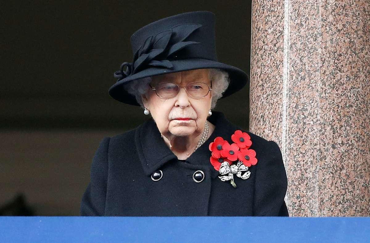 Die britische Königin Elizabeth II. hat ihre royalen Pflichten wiederaufgenommen. (Archivbild) Foto: AFP/PETER NICHOLLS