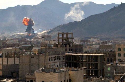 Konflikt zwischen Huthi und  Regierung eskaliert