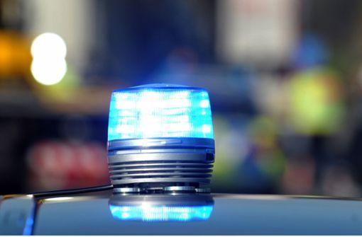 Polizei verhaftet  Einbrecher