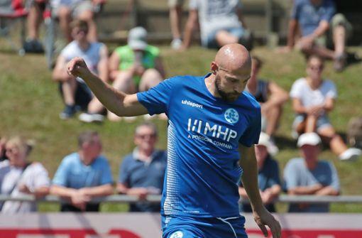 Start gegen FC Nöttingen