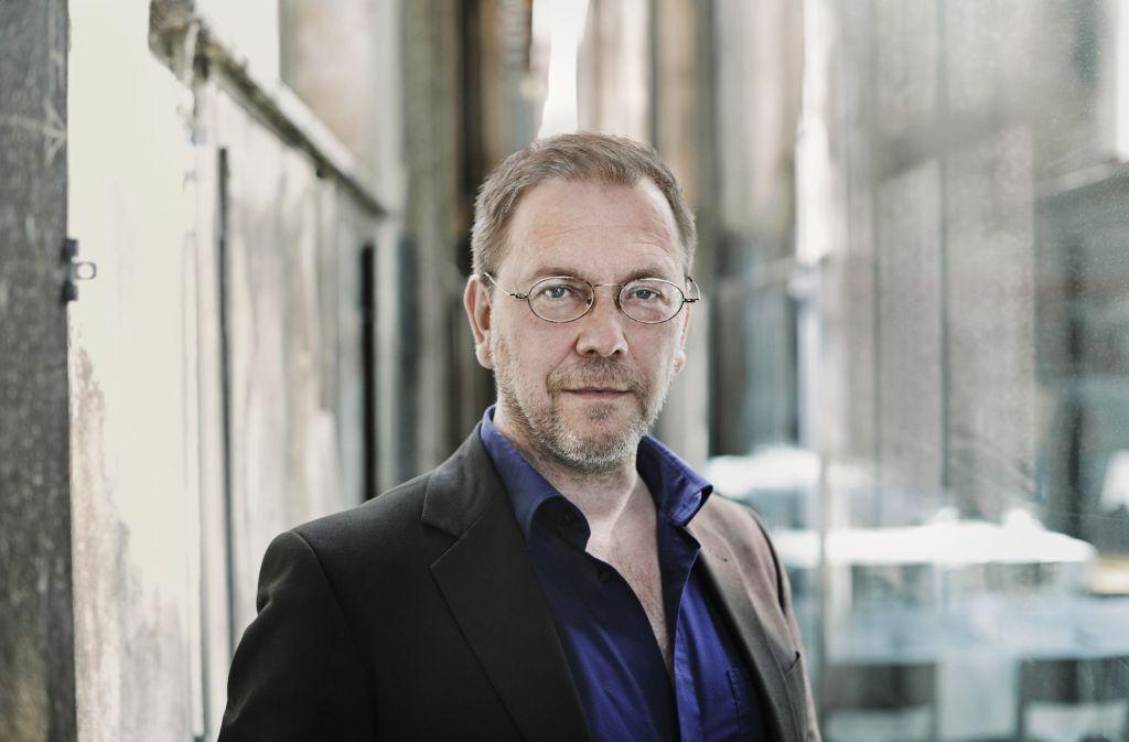 René Pollesch (54) Foto: T+T Fotografie / Toni Suter