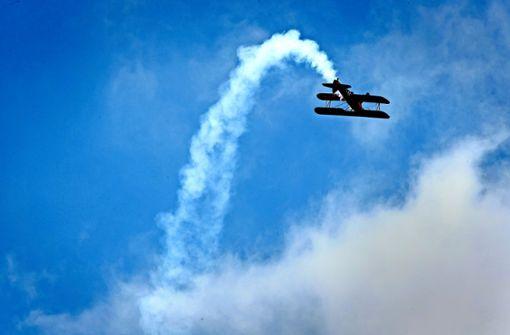 Flieger-Oldtimer erobern die Lüfte
