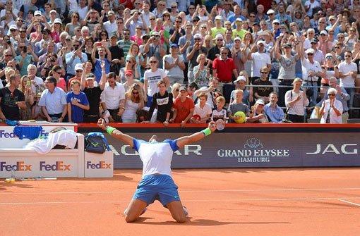 Nadal gewinnt und lässt alte Klasse aufblitzen
