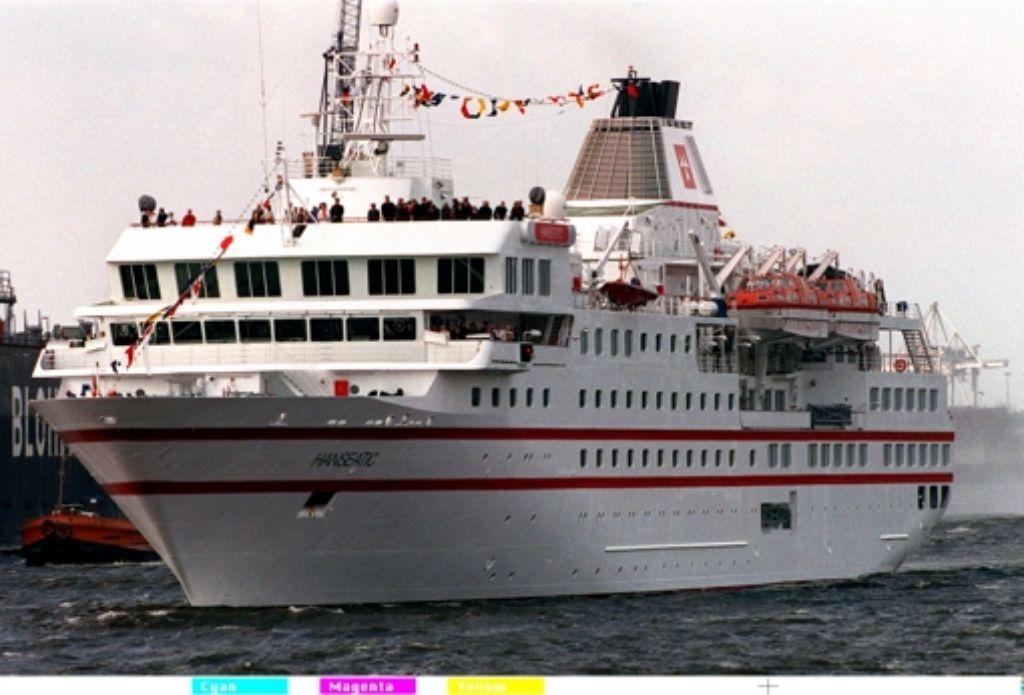 Kreuzfahrten im Eismeer sind ein Spektakel für Touristen Foto: dpa