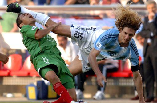 Fouls am Gesetz: Straffällige Fußballer