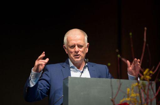 Schwere Vorwürfe gegen OB Kuhn