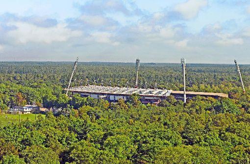 Karlsruhe baut neues Stadion