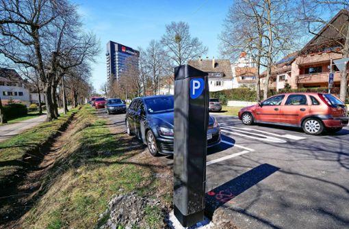 Anlieger  in der Südstadt ärgern sich  über  Parkzonen