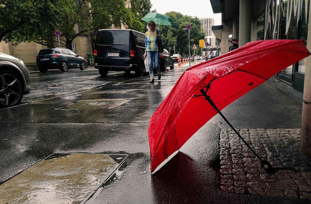 Die kommenden Tage werden ungemütlich. Foto: /Foto:Lichtgut/Max Kovalenko