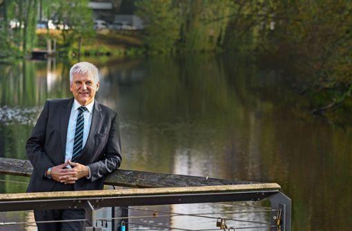 Gerd Maisch: Der kommunale Versöhner