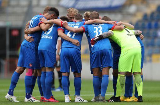 Verdienter Lohn für 1. FC Heidenheim