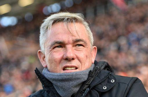 FC St. Pauli trennt sich von Olaf Janßen