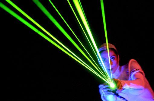 kinderwissen laser selber bauen wirtschaft stuttgarter zeitung. Black Bedroom Furniture Sets. Home Design Ideas