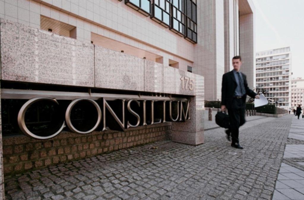 Die EU-Staats- und Regierungschefs haben sich am Donnerstag beim Gipfel in Brüssel auf dasEnde des Bankgeheimnisses geeinigt. Foto: dpa