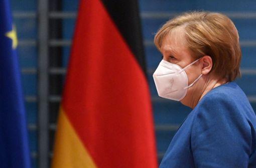 Mutiertes Virus alarmiert Kanzlerin