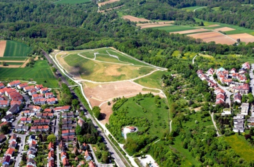 Ein Drittel des 13 Hektar großen Areals wird im Sommer geöffnet. Foto: Stadt WN