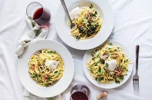 Unsere liebsten Pasta-Spots im Kessel
