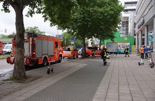 Wasserschaden löst Großeinsatz der Feuerwehr aus