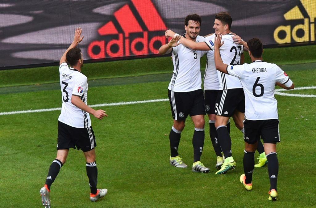 Deutschland Em Viertelfinale