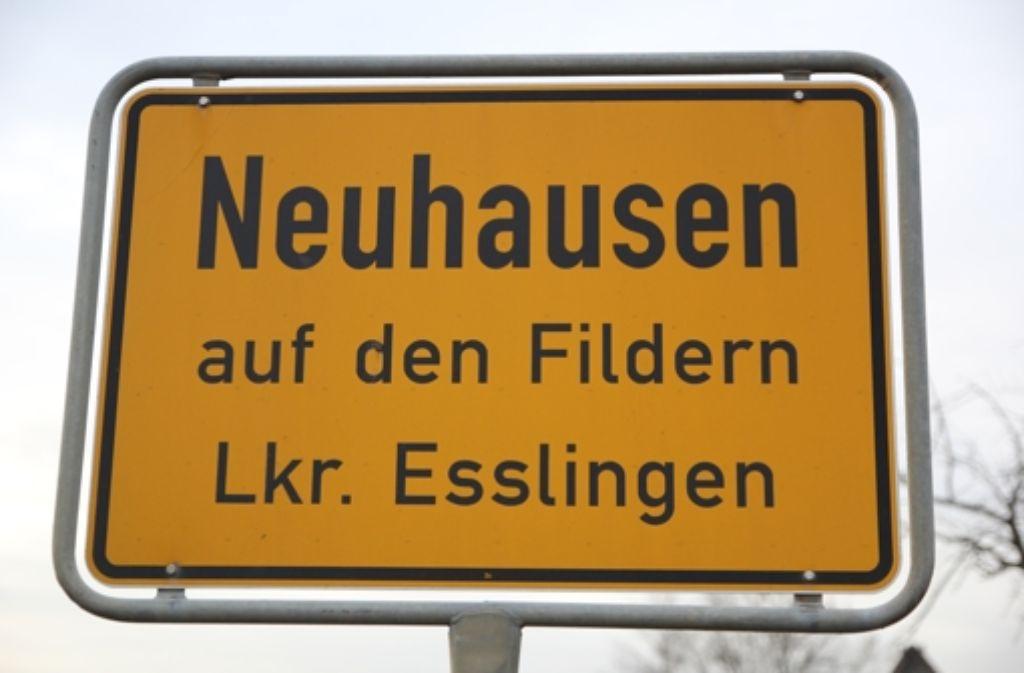 Die Gemeinde Neuhausen macht sich mit der geplanten Ansiedlung der Logistikfirma  DB Schenker keine Freunde in  den Nachbarkommunen. Foto: Pascal Thiel