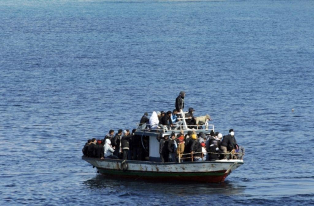 Problematisch  ist, dass das Einsatzmandat der EU-Grenzschutzagentur nicht geändert wird. Foto: