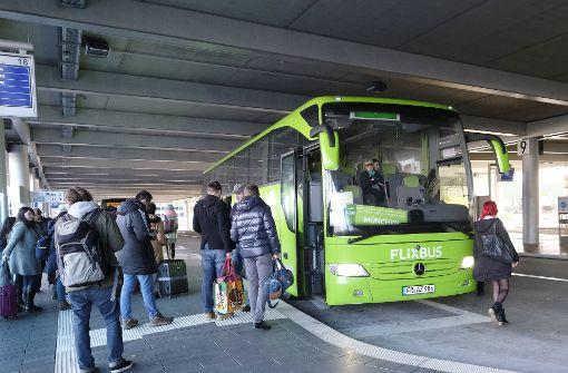 Flixbus steuert neue Ziele an