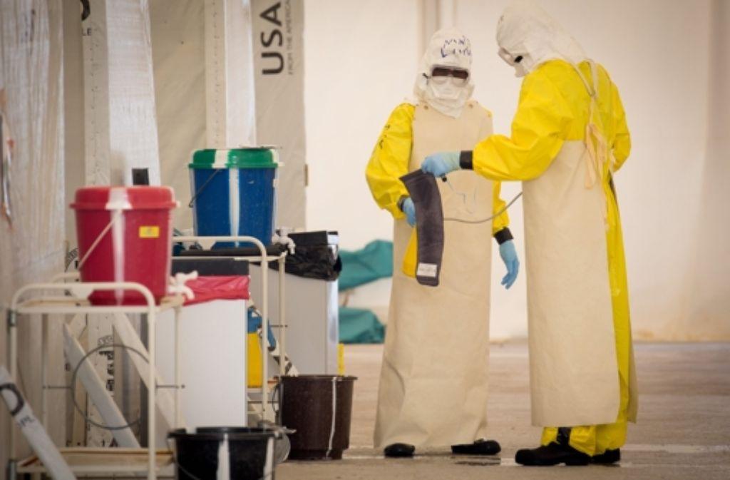 Liberia wurde von der WHo als Ebola-frei erklärt (Symbolbild). Foto: dpa