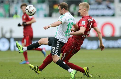 Schafft der VfB Stuttgart noch den Aufstieg?