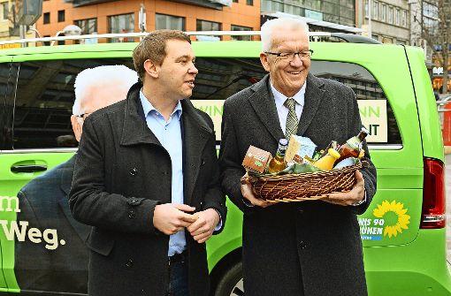 Hildenbrand fordert mehr Abstand zur CDU