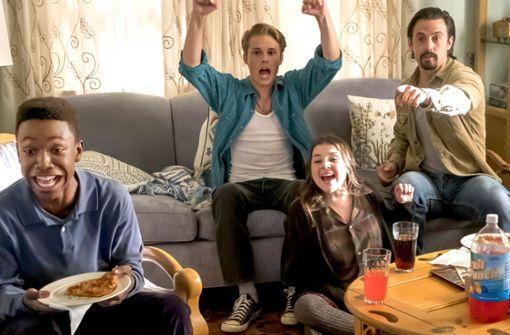Wir Netflix-Eltern