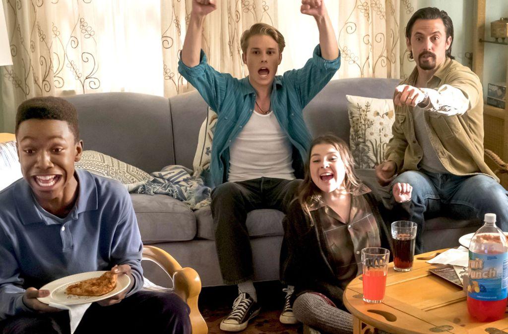 """Eine der tollsten Familienserien ist natürlich """"This is us"""" (läuft bei Amazon prime). Weitere Tipps finden Sie in unserer Bildergalerie. Foto: 20th Century Fox Home Entertainment"""