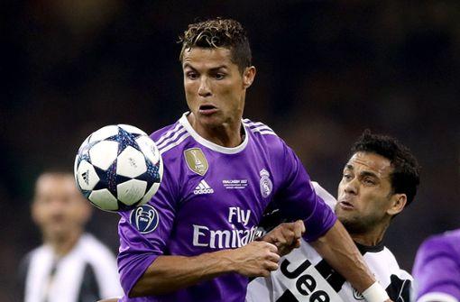 Cristiano Ronaldo wechselt von Madrid nach Turin