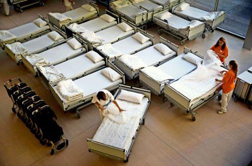 Das Krankenhaus darf weiter wachsen