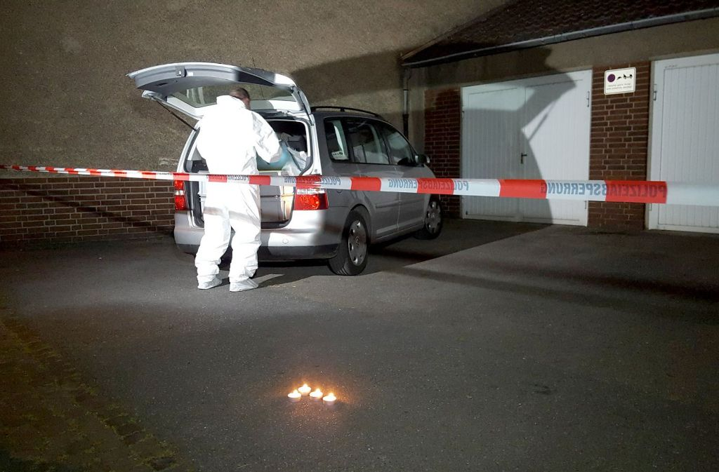 Die Polizei hat in einer Wohnung in Essen zwei Leichen entdeckt. Foto: dpa